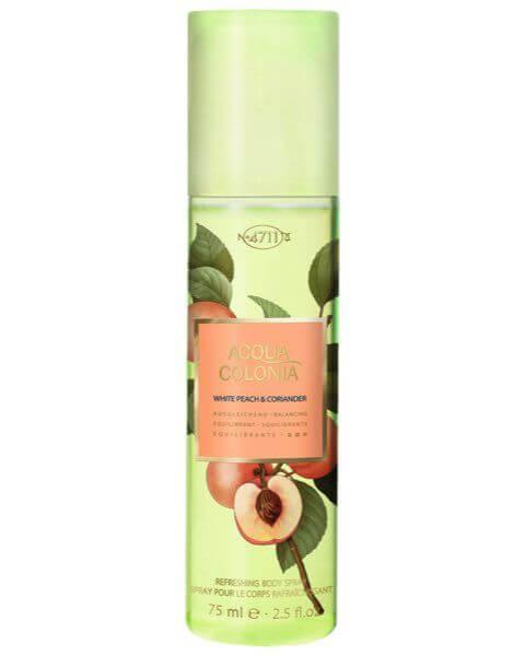 White Peach & Coriander Body Spray
