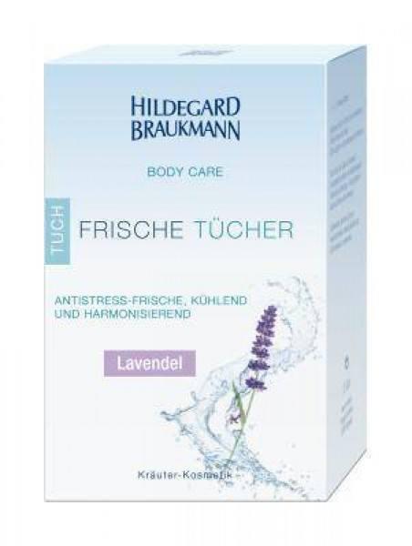 Body Care Frische Tuch – Lavendel
