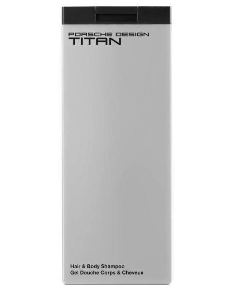 Titan Hair & Body Shampoo