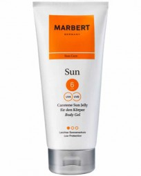 Sun Care Sun Carotene Sun Jelly Body SPF 6