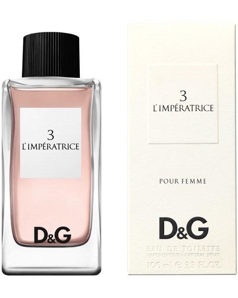 D&G 3 - L'Impératrice Eau de Toilette Spray