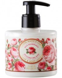 Rose Rejuvenating Rose Hand & Body Lotion