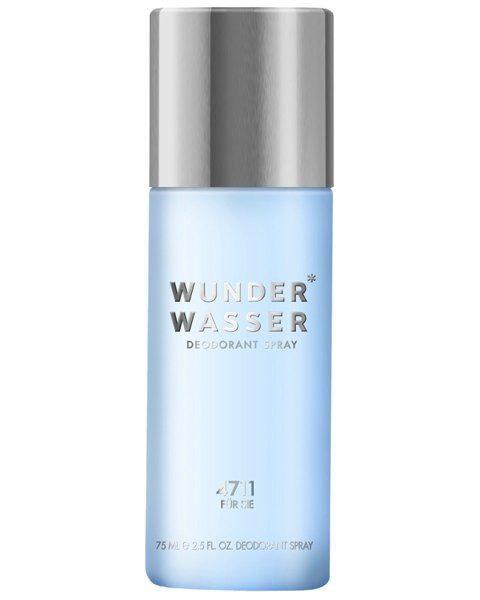 Wunder Wasser Women Deodorant Spray