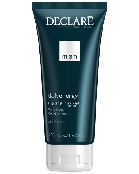 Men Dailyenergy Cleansing Gel