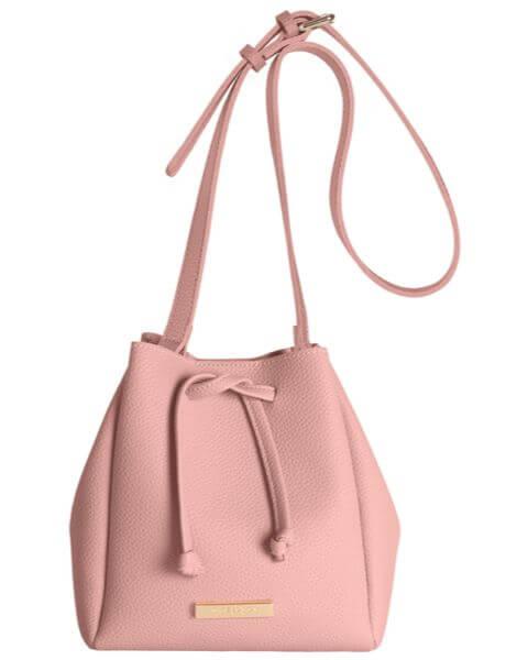 Handtaschen Mini Chloe Bucket Bag Pink