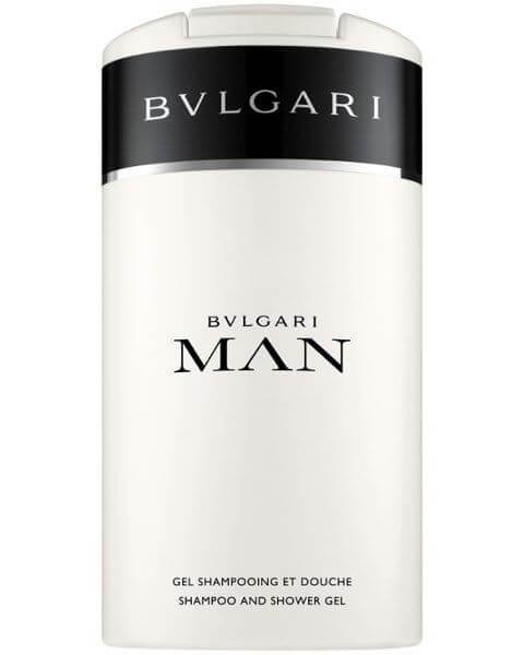 Bvlgari Man Shampoo and Shower Gel