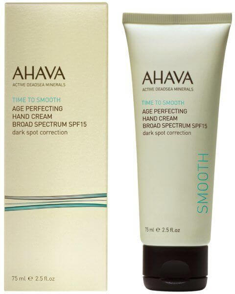 Time To Smooth Age Perfecting Hand Cream Broad Spectrum SPF 15