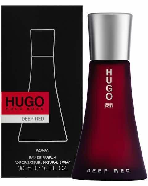 Hugo Deep Red Eau de Parfum Spray