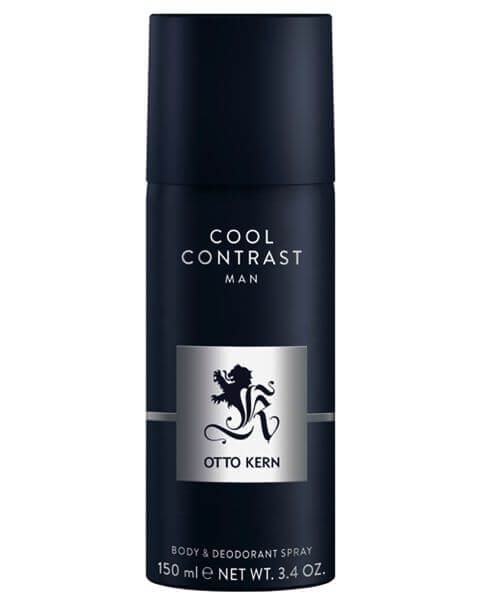 Cool Contrast Man Body & Deodorant Spray