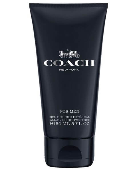 Coach for Men All-Over Shower Gel