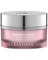 Snow Brilliance Active Face Cream