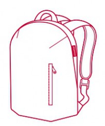 Travelling Rucksack 1