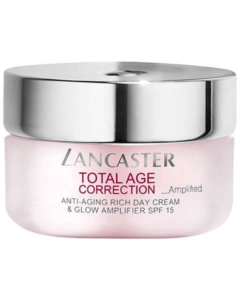 Total Age Correction Anti-Aging Rich Day Cream & Glow Amplifier SPF 15