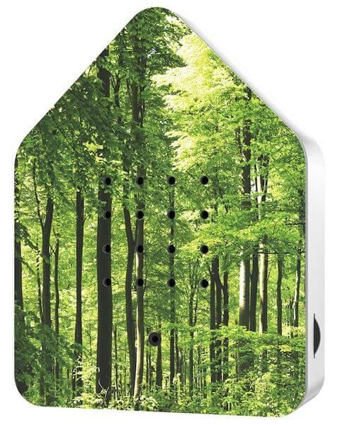 Zwitscherbox Wald Bewegungsmelder
