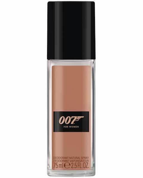 007 for Women Deodorant Spray