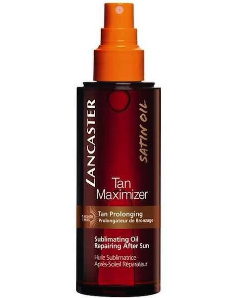 After Sun Tan Maximizer Sublimating Oil