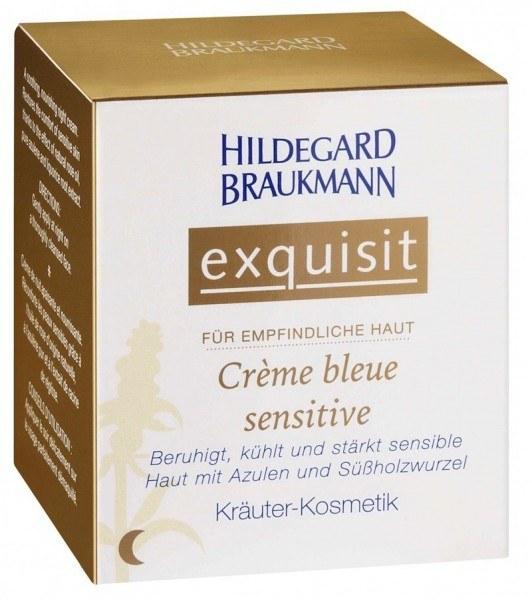 Exquisit Crème bleue sensitive