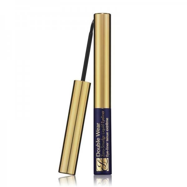 Augenmakeup Double Wear Zero-Smudge Liquid Eyeliner