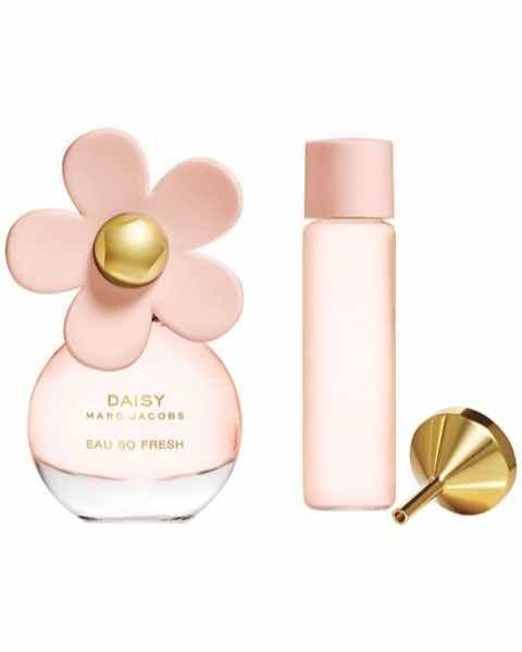 Daisy Eau so Fresh EdT Purse Spray + Refill