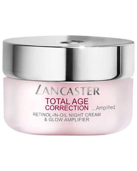 Total Age Correction Retinol-in-Oil Night Cream & Glow Amplifier