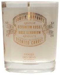 Rosengeranie Rose Geranium Scented Candle