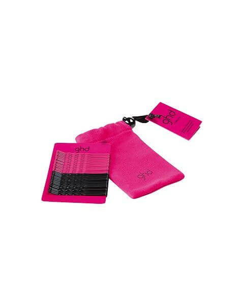 Haarstyler Electric Pink Bobby Pins