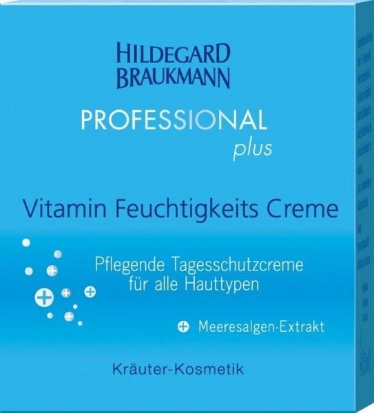 Professional Vitamin Feuchtigkeits Creme