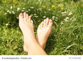 Fußpflege: Sommer Tipps für gepflegte Füße