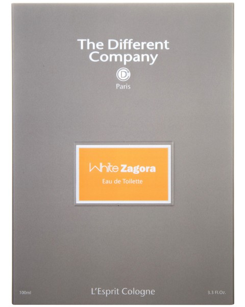White Zagora EdT Refillable Spray