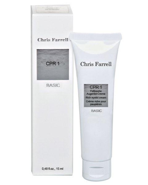 Basic Line CPR 1 Fettreiche Augenlid-Creme