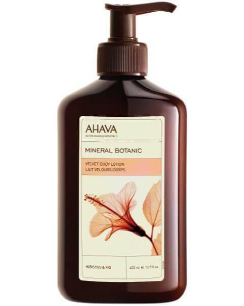 Mineral Botanic Velvet Body Lotion Hibiskus & Feige
