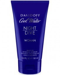 Cool Water Woman Night Dive Shower Gel