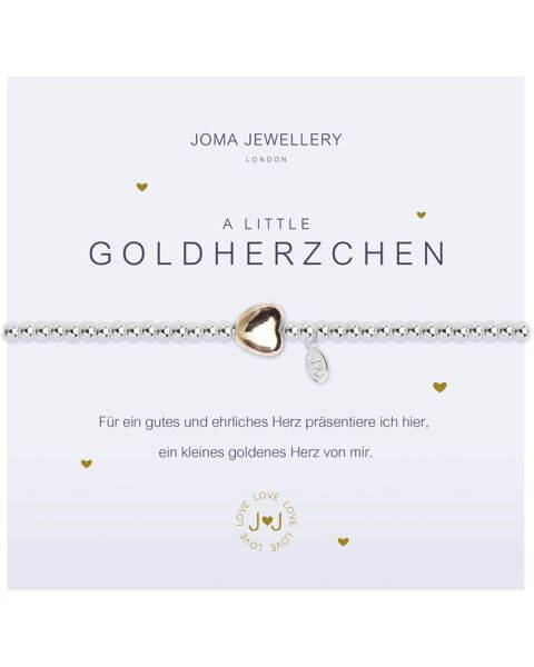 Accessoires A Little - Goldherzchen