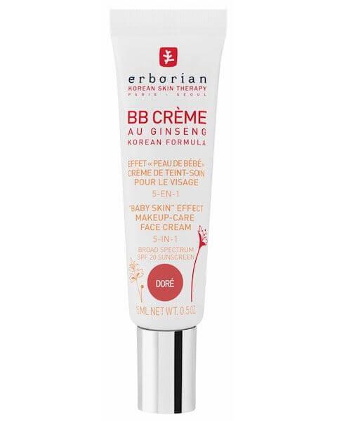 BB & CC Crèmes BB Crème au Ginseng SPF 20 Doré