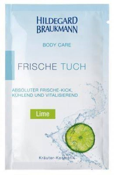 Body Care Frische Tuch – Lime