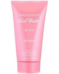Cool Water Woman Sea Rose Shower Gel