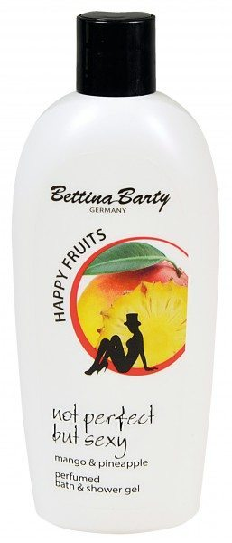 Happy Fruits Bath & Shower Gel Mango-Pineapple