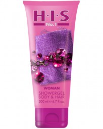 No. 1 Woman Showergel