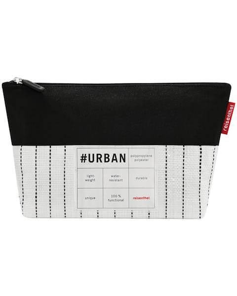 Cosmetics Urban Case New York black & white