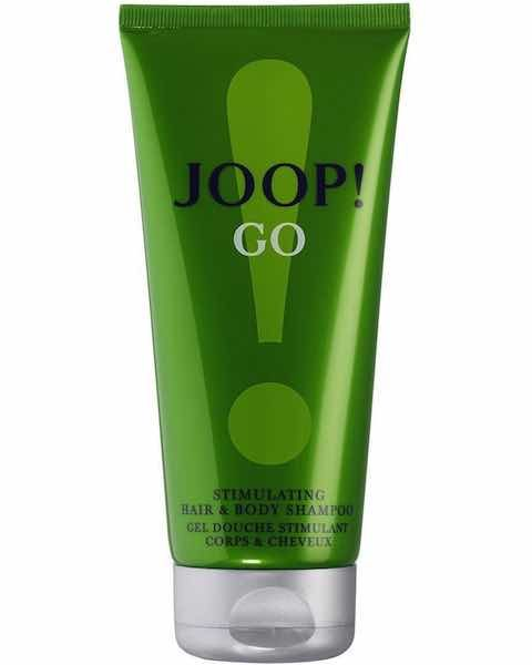 Go Stimulating Hair and Body Shampoo