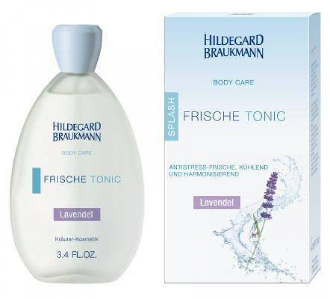 Body Care Frische Tonic – Lavendel