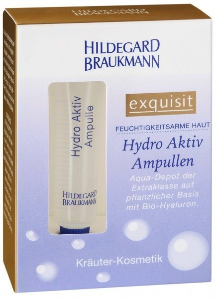 Exquisit Hydro Aktiv Ampullen