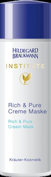 Institute Rich & Pure Creme Mask