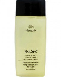 Nail Spa Nail Polish Remover Alle Nageltypen