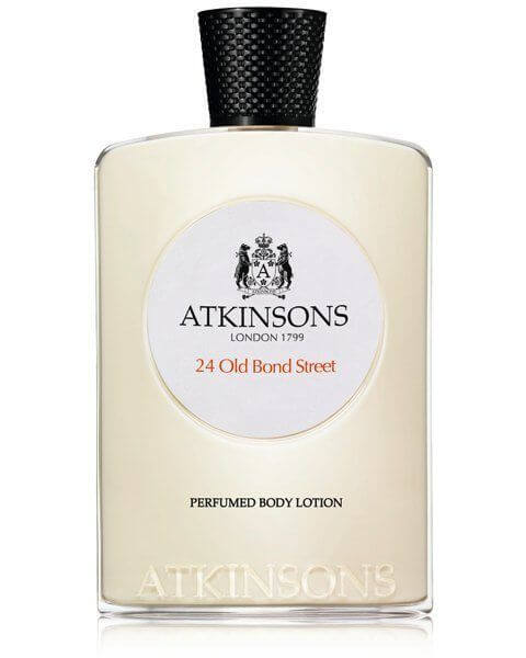 Atkinsons The Emblematic Collection 24 Old Bond Street Body Lotion