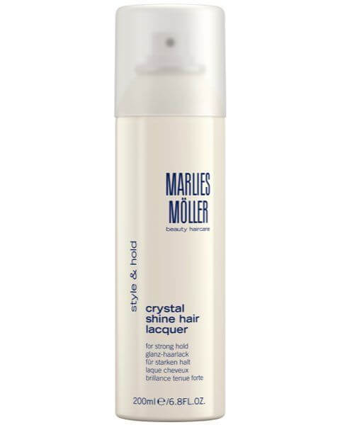 Style & Hold Crystal Shine Hair Laquer
