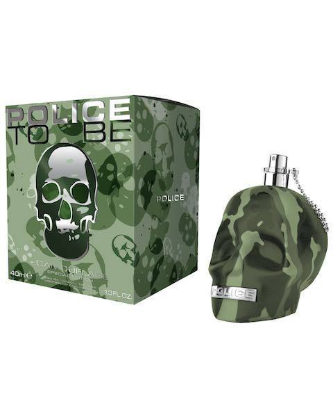 To Be Camouflage Eau de Toilette Spray