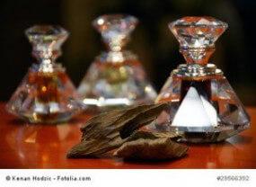 Kostbare Inhaltsstoffe in Parfums