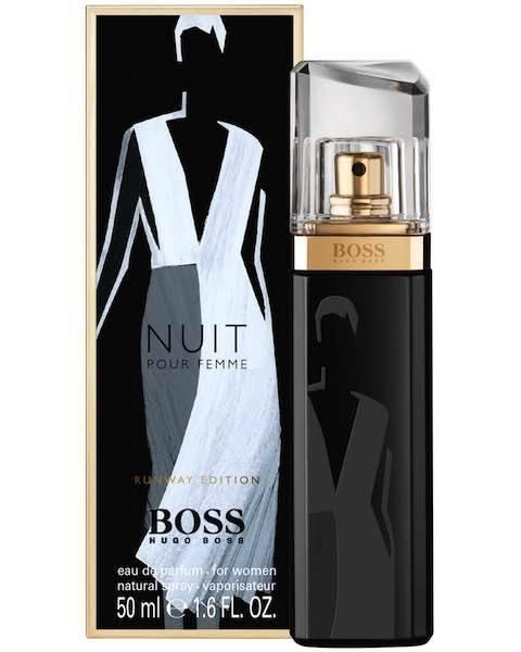 Boss Nuit pour Femme EdP Spray Runway Edition