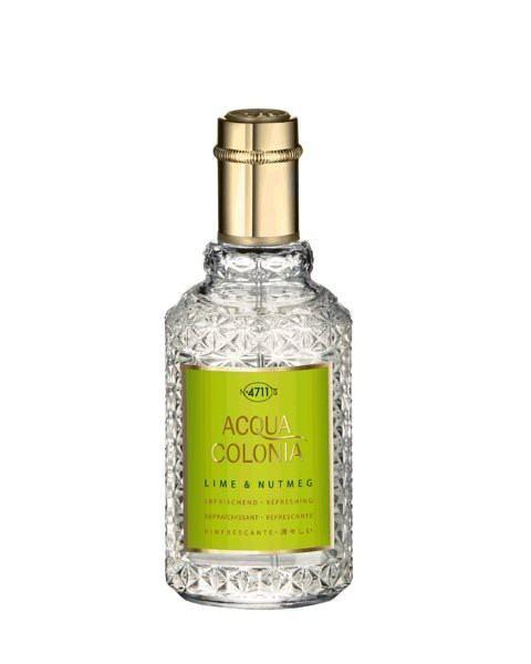 Lime & Nutmeg Eau de Cologne Spray